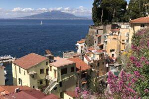 Met de camper naar Italie: de Amalfikust