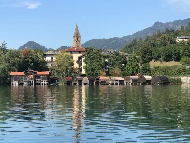 Je bekijkt nu Met de camper naar Italie: Caldonazzo en het Gardameer