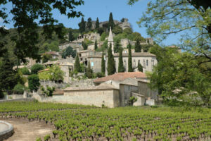 Met de camper naar Gorges de l'Ardèche