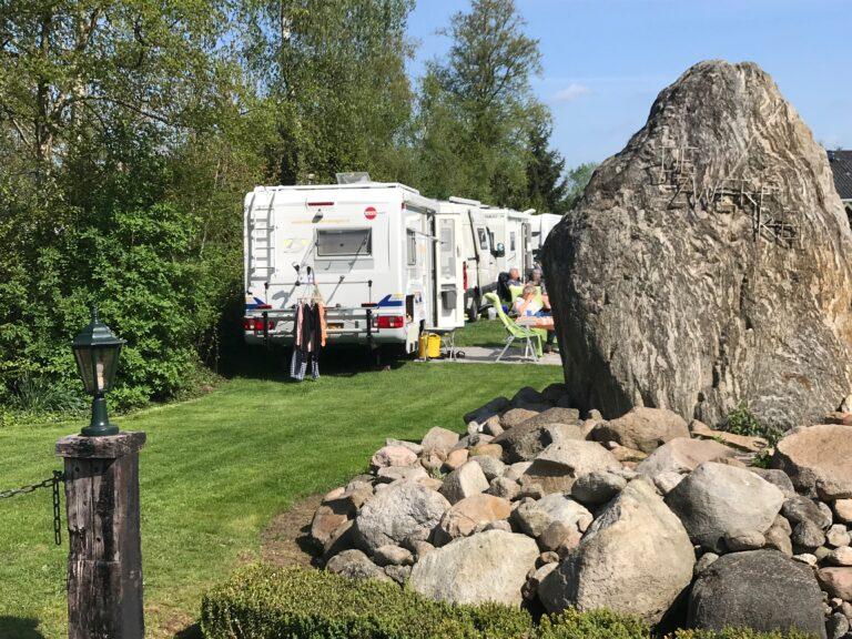 Camping Zwerfkei