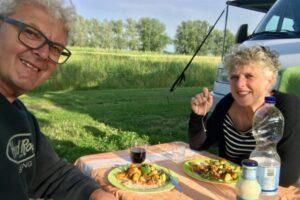 Met de camper naar Franeker